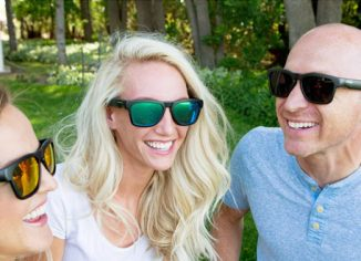 Inventiv Wireless Bluetooth Sunglassesfor Men & Women