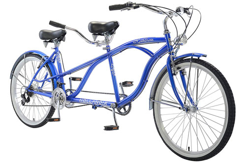 Tandem Cruiser Bicycle – Hollandia Rathburn