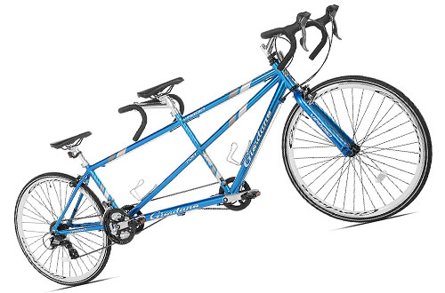 Tandem Road Bike - Giordan Travel