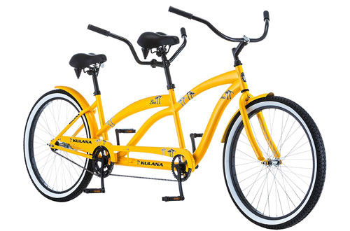 Single Speed Tandem Bicycle – Kulana Lua