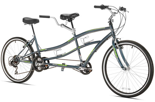 Comfortable Dual Drive Tandem Road Bike – KENT