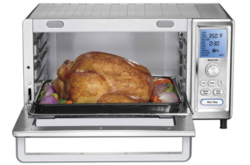 Cuisinart TOB-260N1 Stainless Steel Convection Toaster Oven