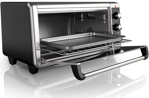 BLACK and DECKER TO3250XSB Countertop Toaster Oven