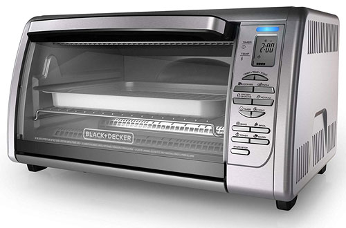 BLACK and DECKER Convection Toaster Oven - CTO6335S
