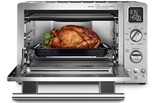 KitchenAid KCO275SS Convection Digital Stainless Steel Toaster Oven