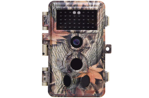 Zopu Waterproof Hunting Trail Camera - 16MP 1080P No Glow