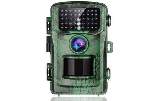 TOGUARD 14MP 1080P Wildlife Trail Camera with Night Vision