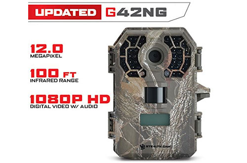 Stealth Cam G42NG No Glo Wildlife Trail Camera