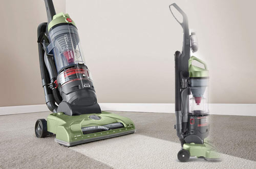 Hoover T-Series UH70120 Bagless Cordless Upright Vacuum