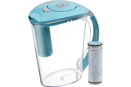 Brita Large Stream Filter Water Pitcher with Filter