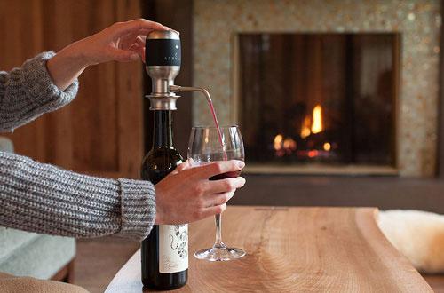 Aervana Original One-Touch Wine Aerator