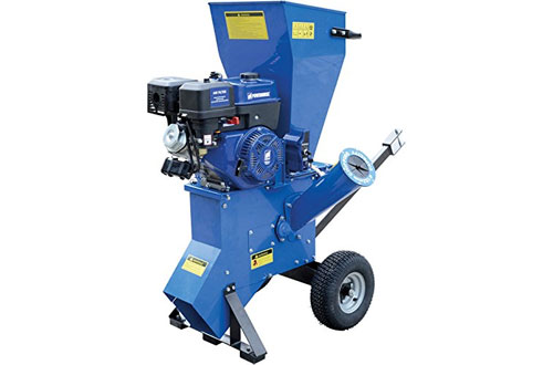 Powerhorse Wood Chipper/Shredder – 420cc OHV Gas Engine