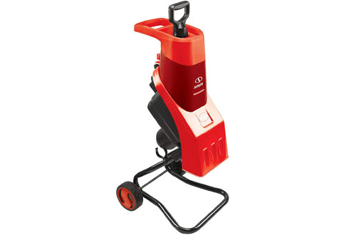 Sun Joe CJ602E-RED 15 Amp Electric Wood Chipper Shredder