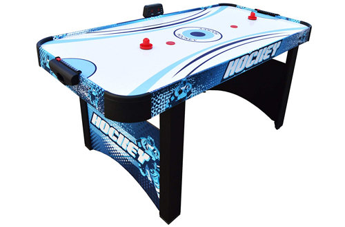 Hathaway Enforcer Electronic Scoring Air Hockey Table for Kids