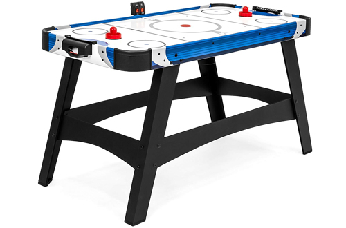 Best 54-Inch Large Air Powered Hockey Table for Events & Game Room
