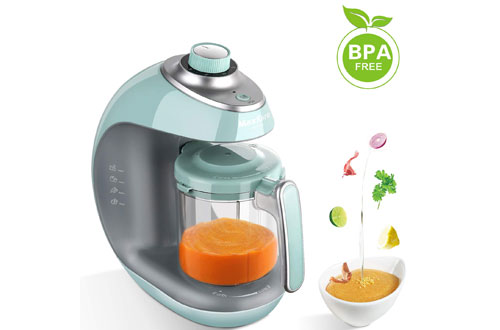 Maxkare Electric Baby Food Maker and Blender Processor