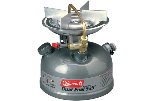 Coleman Sportster II Dual Fuel Burner Backpacking Stove