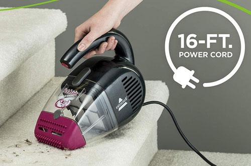 Bissell33A1 Corded Pet Hair Handheld Vacuum