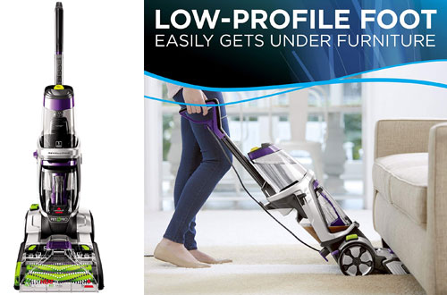 Bissell ProHeat 2X Revolution Pet Full-Size Carpet Cleaner