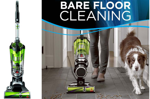 Bissell 1650A Pet Hair Eraser Upright Vacuum with Tangle-Free Brushroll