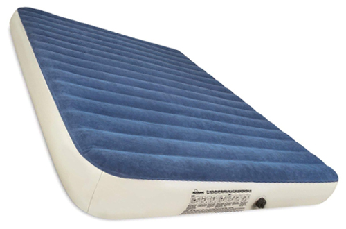 SoundAsleep Camping Air Mattress with Rechargeable Air Pump