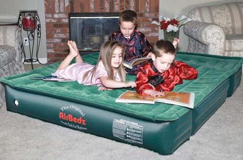 AirBedz Lite Full SizeTruck Bed Air Mattress with DC Corded Pump