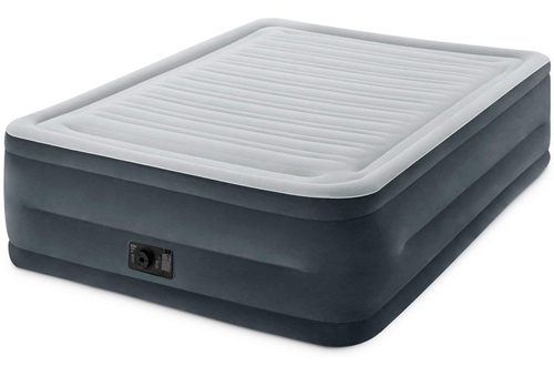 Intex Comfort Plush Elevated Dura-Beam Airbed with Electric Pump