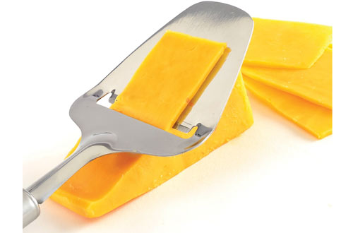 Norpro Stainless Steel Cheese Plane/Slicer