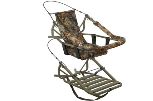 Summit 81052 Viper Classic Steel Self-Climbing Tree Stand