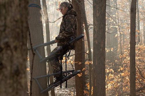 Classic Steel Tree Climber – Ol'Man
