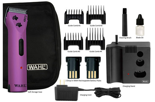 Wahl ARCO SE Professional Rechargeable Cordless Pet Clipper Kit