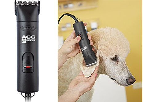 Andis ProClip AGC2 2-Speed Detachable Blade Pet Grooming Clipper