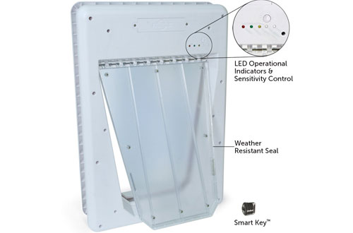 PetSafe Electronic & Automatic Door for Small and Large Dog and Cat