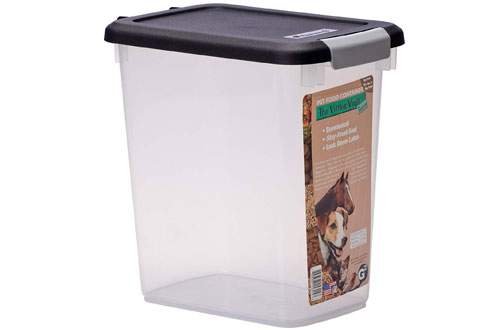GAMMA2 Vittles Vault Airtight 15 lb Food Container for Pet