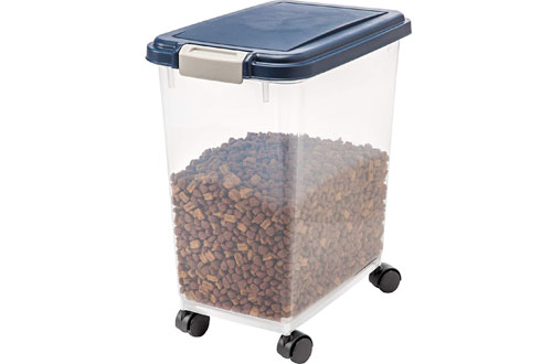 IRIS Airtight Food Container for Dog, Cat and Bird