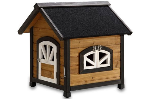 Pet Squeak Doggy Den Small Dog House