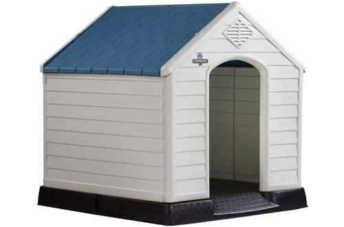 Confidence Waterproof Outdoor Plastic Dog House