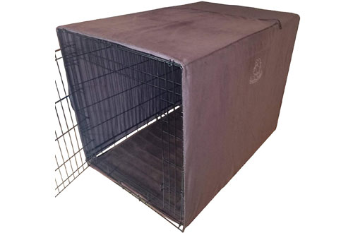 TufToys Large Dog Crate Cover