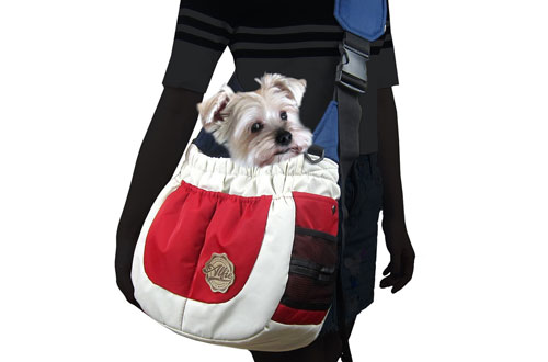 Alfie Pet by Petoga Couture - Hayden Dog Sling Carrier