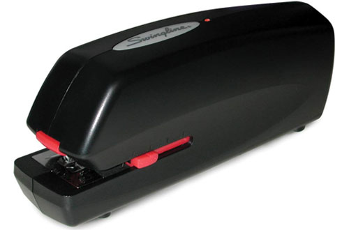 Swingline Portable Full Strip Electric Stapler - 20 Sheets