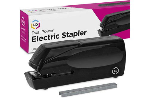 LD Products Professional Automatic Electric Stapler for Home & Office
