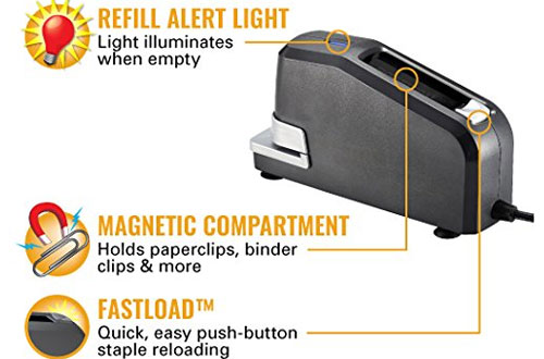 Bostitch Electric Stapler - Impulse 30 Sheets