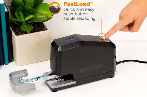 Bostitch Impulse 45-Sheet Double Heavy Duty Electric Stapler