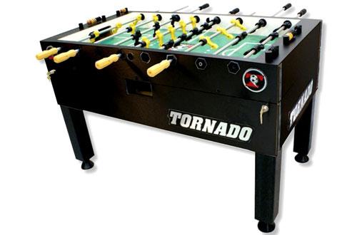 Tornado Foosball Table T-3000 with 1-Man Goalie