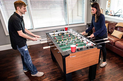 Atomic Gladiator Foosball Table - 56-Inches