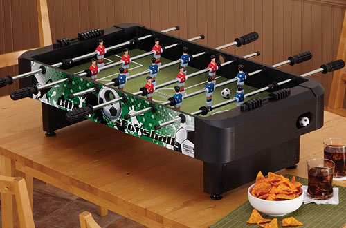 "Mainstreet Classics 36"" Table Top Foosball Table"