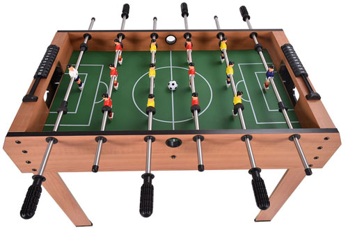 Giantex 37-Inch Foosball Soccer Table Top Set with Legs
