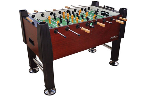 Carrom Signature Outdoor Foosball Table - Wild Cherry