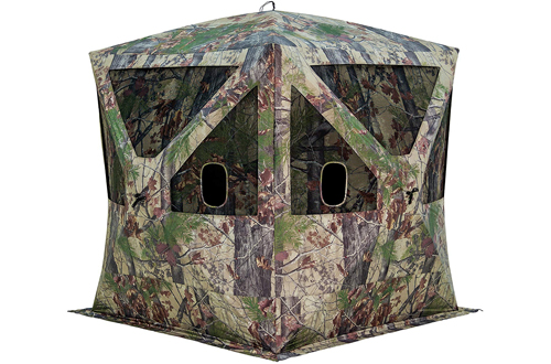 Barronett Blinds BC350BW Big Cat Pop Up Portable Hunting Blind