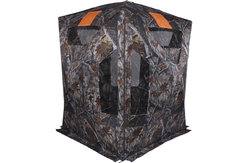 Extra Tall 2-3 Person Hunting Blind – RUSK